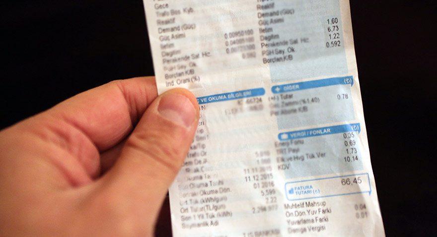 Elektrik faturalarında yeni dönem ile ilgili görsel sonucu