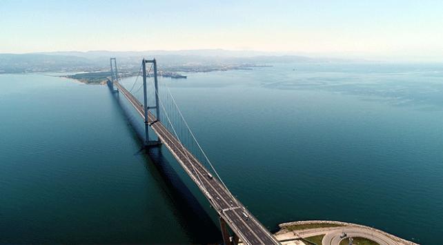 Osmangazi Köprüsü'nden ''icra'' yağıyor! | Güncel